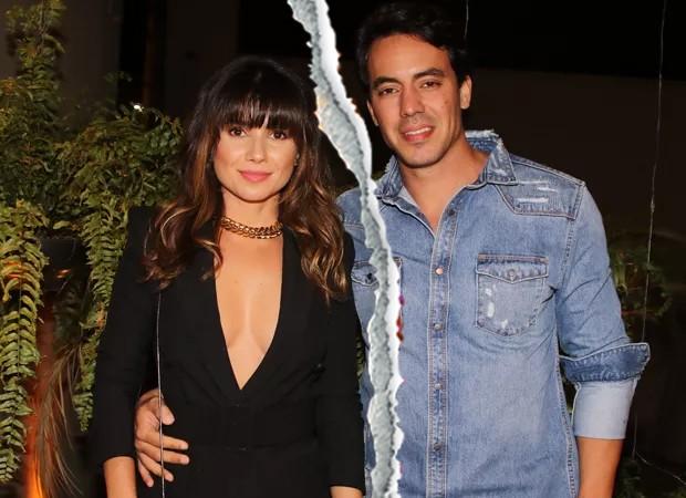 Paula Fernandes e Gustavo Lyra (Foto: Thiago Duran/AgNews)