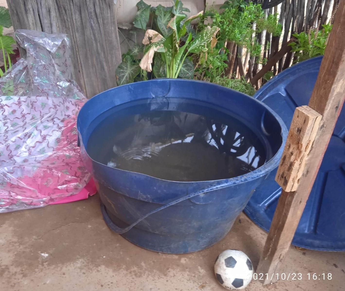 Menina de 13 anos é encontrada morta dentro de caixa d'água em Paulistana, no Piauí