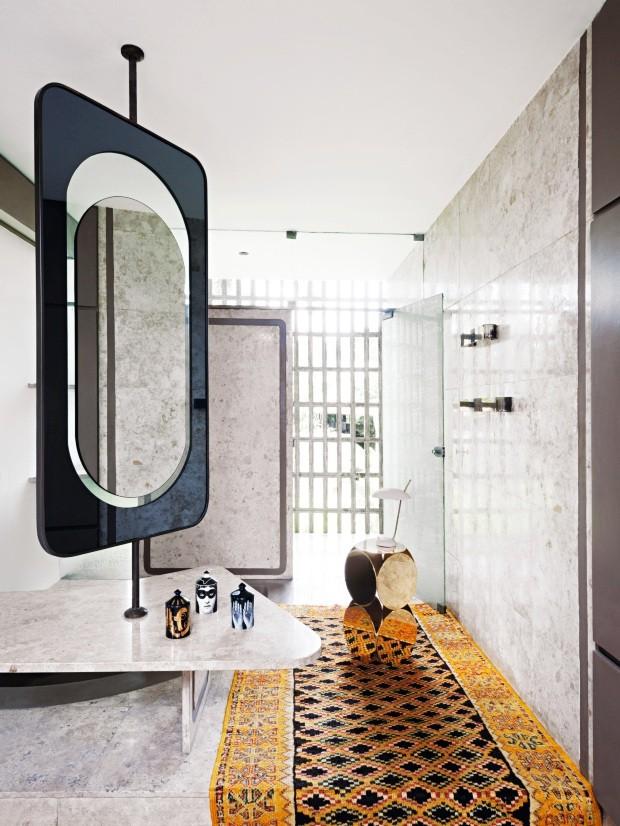 As 100 ideias de decoração mais incríveis já mostradas em Casa Vogue  (Foto: Roberto Cecato)