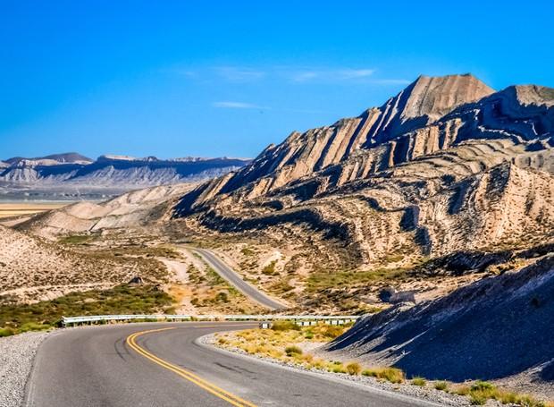 Ruta 40, na Argentina (Foto: Thinkstock)