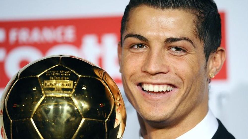 Cristiano Ronaldo Bola de Ouro Quiz