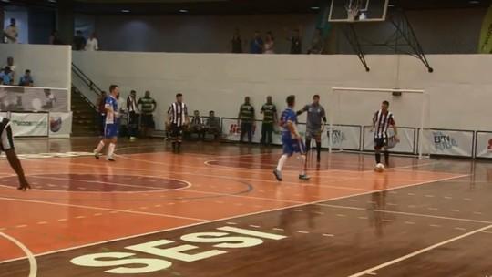 3500ad8532 Taça EPTV de Futsal Ribeirão Preto