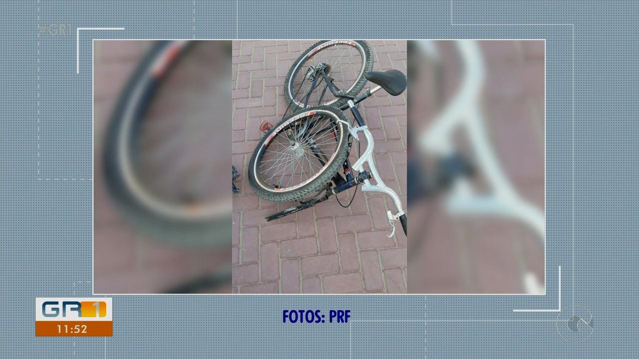 Suspeito de atropelar e matar ciclista de 13 anos em Petrolina é solto após audiência