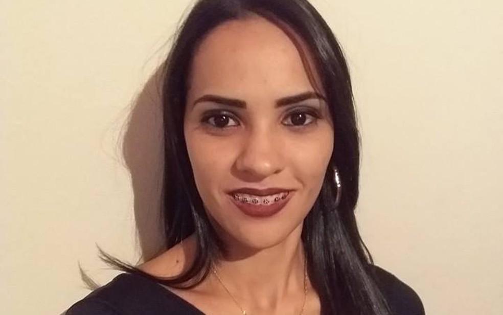 Letícia Pierini está internada na Santa Casa de Barretos, SP (Foto: Reprodução/Facebook)