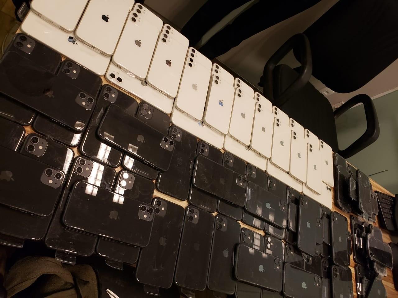 Brasiliense é preso em Fortaleza suspeito de furtar 90 iPhones no valor de R$ 609 mil em shopping