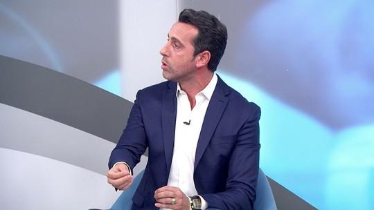 """Edu Gaspar defende Neymar e explica faixa de capitão: """"Oportunidade para ele assumir seu tamanho"""""""