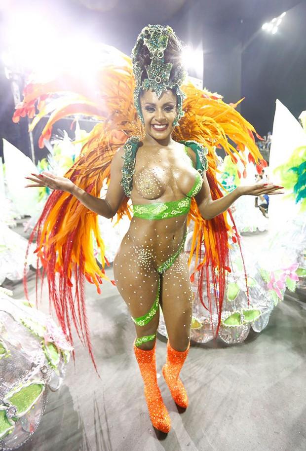 Tarine Lopes (Foto: Eduardo Saraiva/ Ed. Globo)