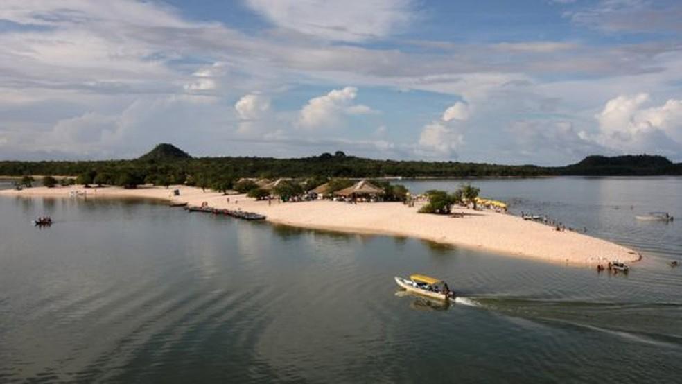 Sistema Aquífero Grande Amazônia é extensão do aquífero Alter do Chão. (Foto: Cristino Martins/Agência Pará)