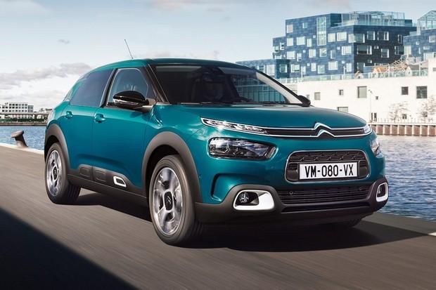 Citroën C4 Cactus será lançado ainda em 2018 (Foto: Divulgação)