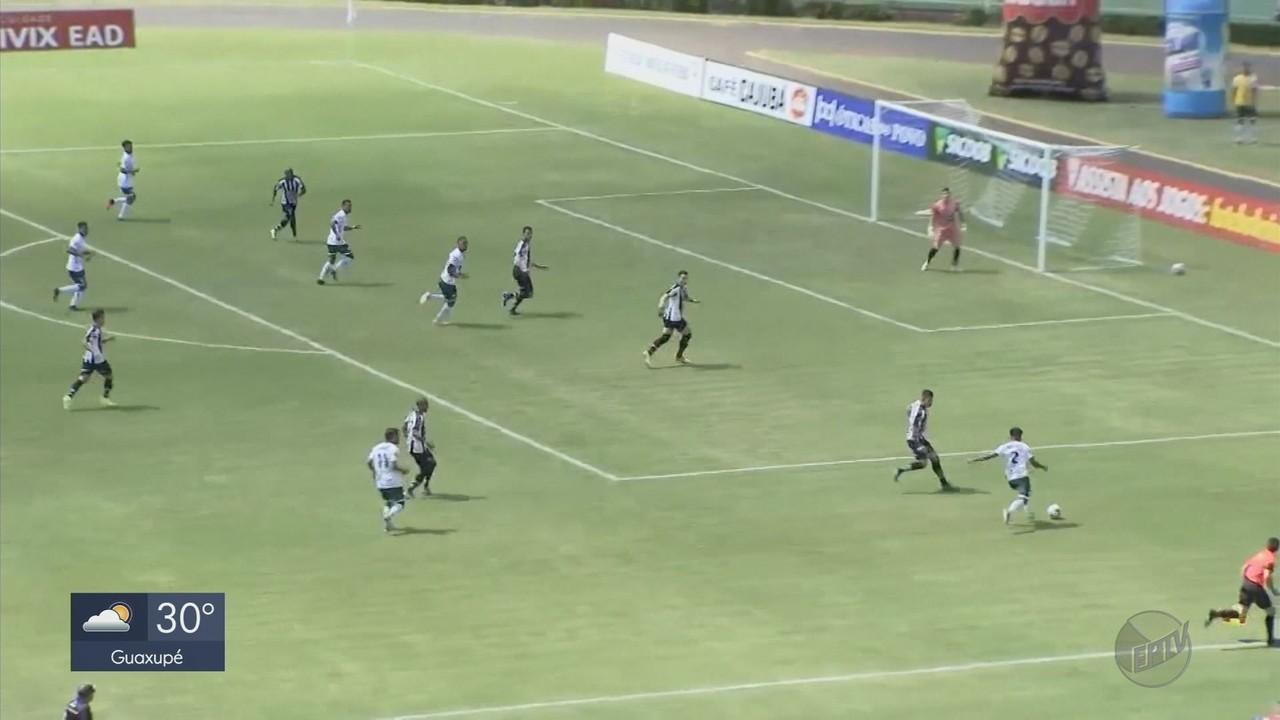 Confira todos os gols da 9ª rodada do Campeonato Mineiro