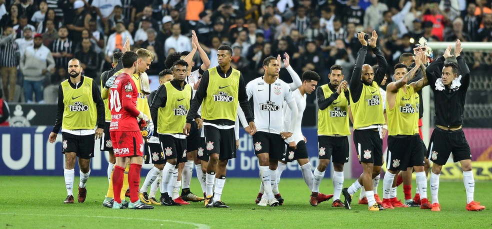 Corinthians tem boas chances de ser campeão na próxima semana (Foto: Marcos Ribolli)