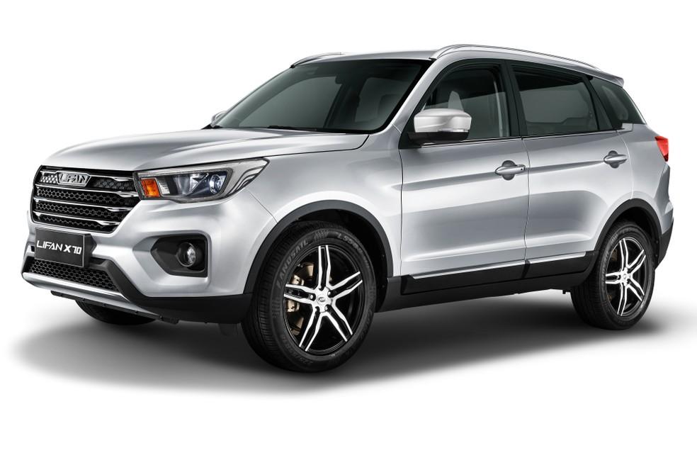 lifan-x70-84 Carros 2019: veja 60 lançamentos esperados até o fim do ano...