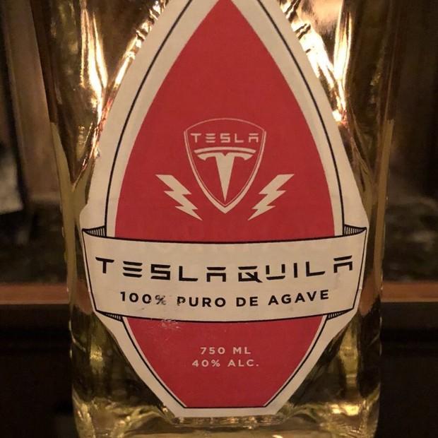 Elon Musk publicou uma foto da Teslaquilla (Foto: Reprodução/Twitter)
