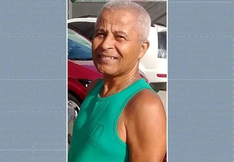 Idoso é morto a tiros após reagir a assalto na porta de casa em Salvador; vítima observava filha estacionar carro — Foto: Arquivo pessoal
