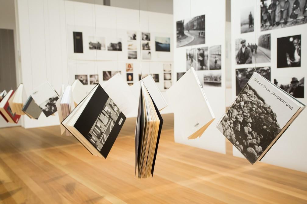 Inauguração traz exposição de Robert Frank: