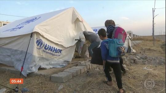 Curdos começam a deixar o norte da Síria após trégua da ofensiva da Turquia