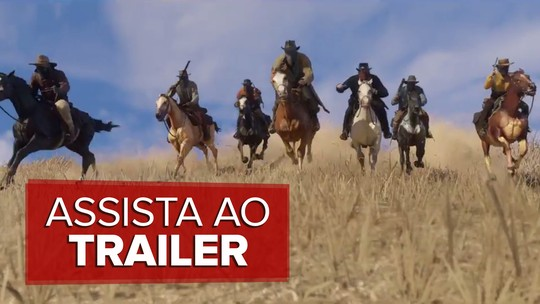 'Red Dead Redemption 2' é adiado para 1º semestre de 2018