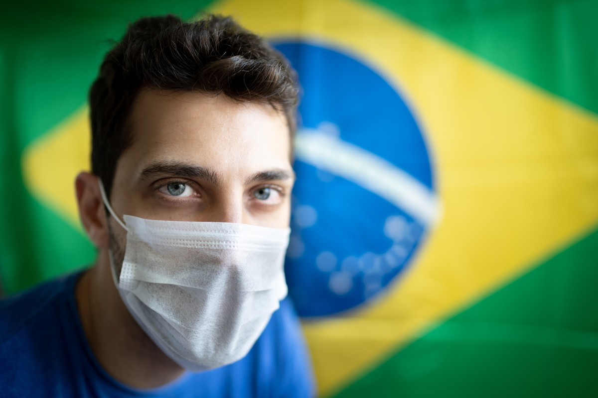 Coronav U00edrus Hoje Brasil Ultrapassa A Marca De 100 Mil
