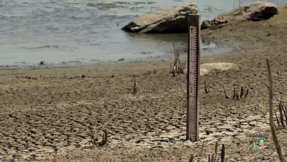 O ano de 2019 pode ser de chuvas irregulres e abaixo da média histórica, segundo Climatempo. — Foto: Reprodução/TV Verdes Mares