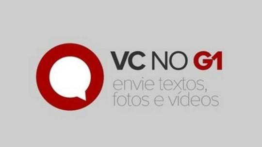 Foto: (VC no G1)