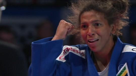 Rafaela Silva é acusada de doping