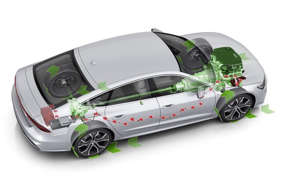 O freio regenerativo dos carros híbridos e elétricos funciona com a bateria carregada?