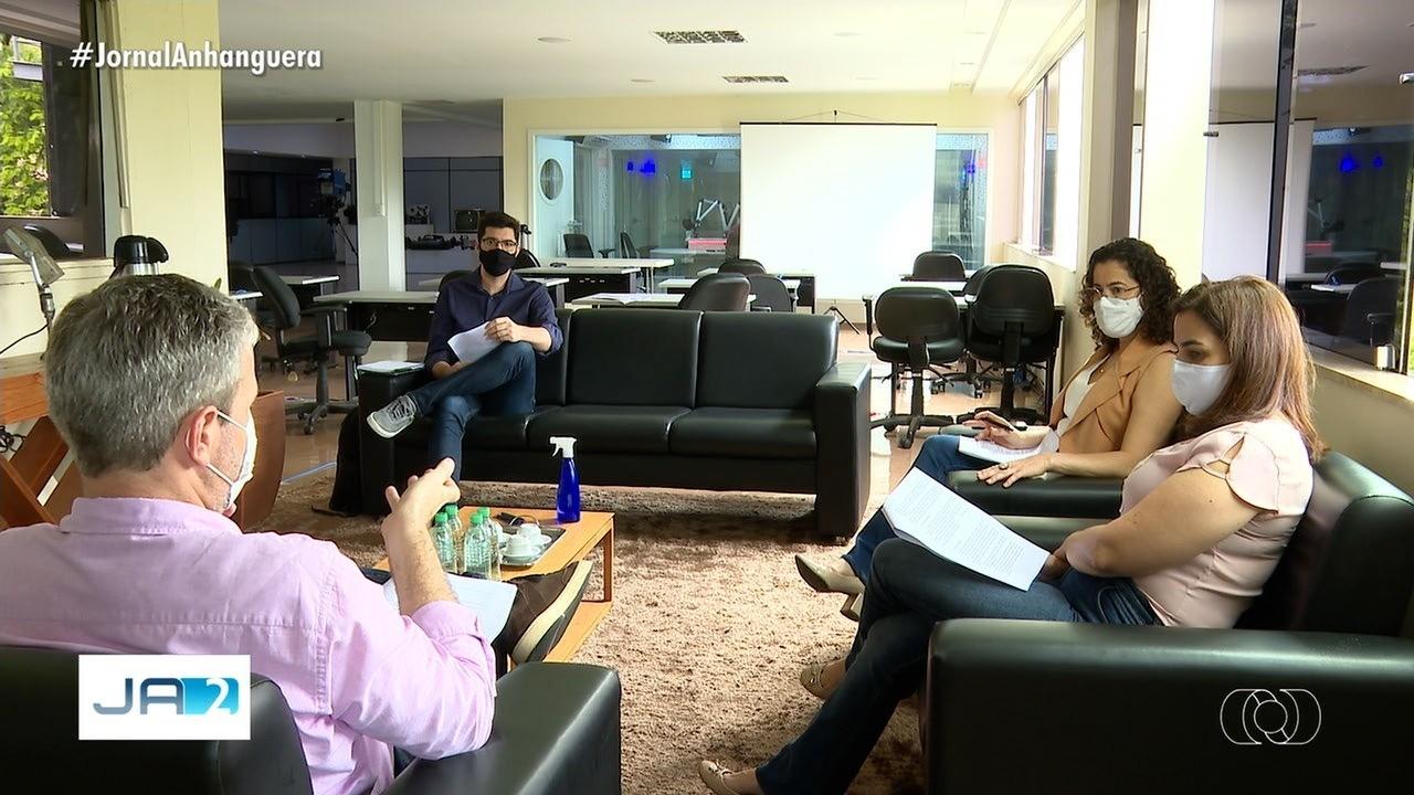 TV Anhanguera vai promover debates para o 2º turno das eleições em Goiânia e Anápolis