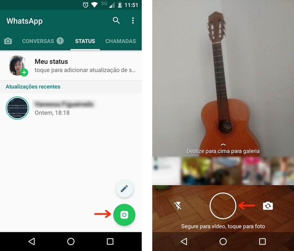 Como Criar E Postar Um Gif No Status Do Whatsapp Para