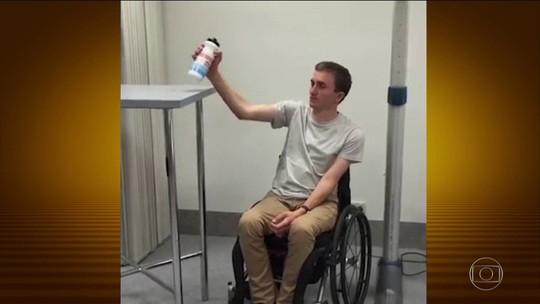 Médicos australianos conseguem devolver movimento das mãos e dos braços para tetraplégicos