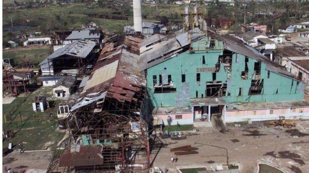 Maioria das usinas de açúcar de Cuba não estão funcionando (Foto: Getty Images)