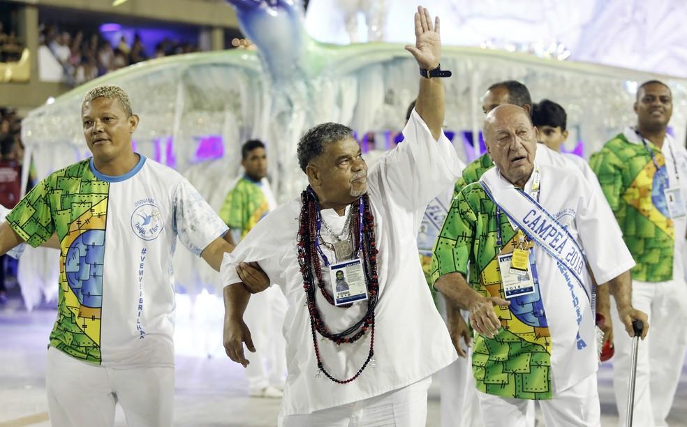 Diretor De Carnaval Deixa Tradicional Escola De Sp: Laíla Deve Integrar Comissão De Carnaval Da Unidos Da