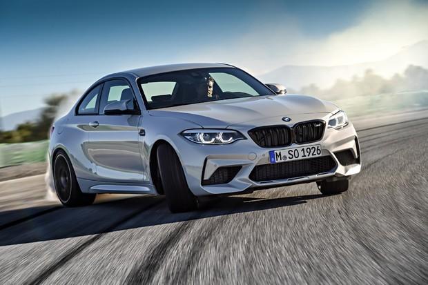 BMW M2 Competition (Foto: Divulgação)