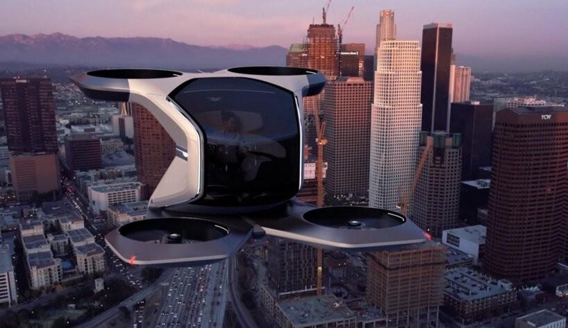 General Motors anuncia carro voador, autônomo e elétrico que parece ter saído de um filme futurista
