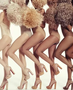 Não, nude não é uma cor: é um conceito. Clica para entender por quê