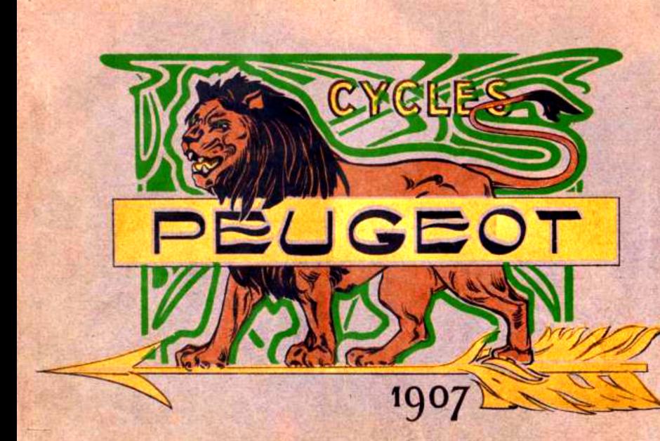 A tradição da Peugeot em bicicletas é até anterior aos carros: produção de bikes começou 7 anos antes dos automóveis  (Foto: Divulgação/Peugeot Cycles)