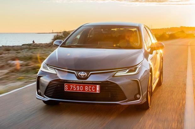 Toyota Corolla Hybrid flex chega mais para o final do ano (Foto: Divulgação)