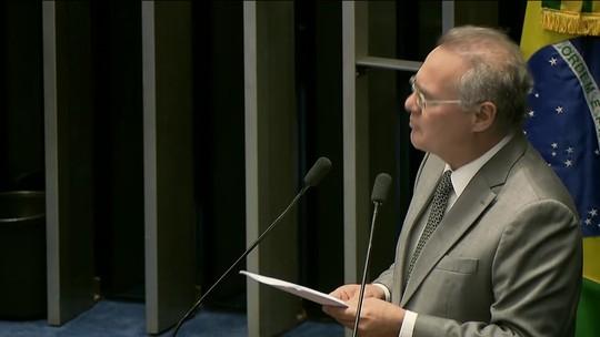 Novo líder do PMDB deve ser escolhido no próximo dia 4, dizem senadores
