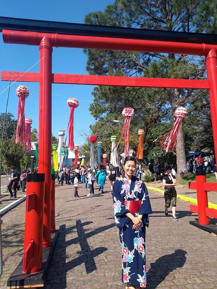 Com o tema esportes e lazer, Festival do Japão de Porto Alegre tem programação até domingo  - Notícias - Plantão Diário