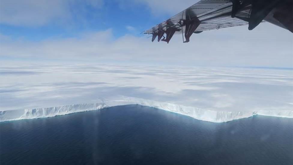 O gigantesco iceberg que está se separando da Antártida- e por que o aquecimento global é inocente neste caso