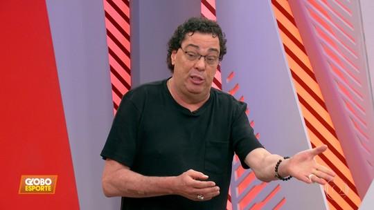 """Casagrande diz que treinadores brasileiros têm """"muito ciúme"""" de Jorge Jesus, técnico do Flamengo"""