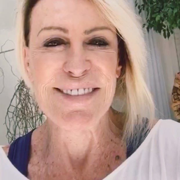 Ana Maria Braga and asks the elderly to remain at home (Photo: Playback/Instagram)