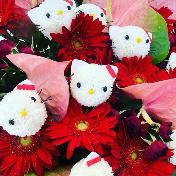 Restaurante da Hello Kitty (Foto: Reprodução)