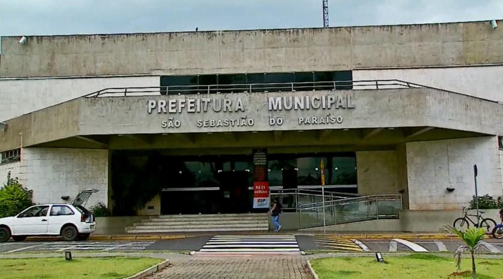 Prefeitura divulgou decreto em abril — Foto: Reprodução/EPTV