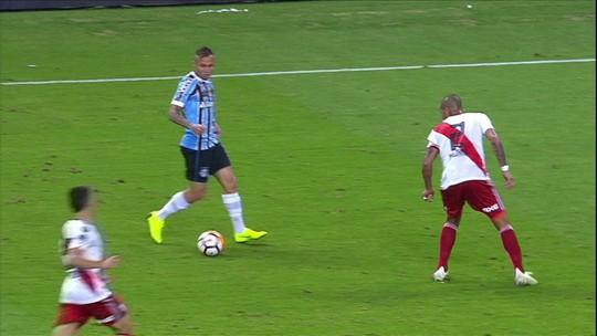 Grêmio x River Plate - Taça Libertadores 2018 - globoesporte.com