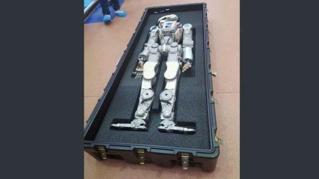 BBC: Fedor não vai mais viajar ao espaço (Foto: ROSCOSMOS VIA BBC)