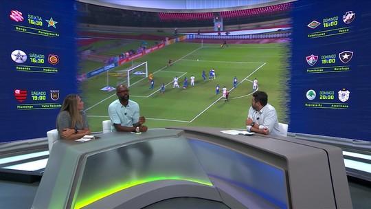 Comentaristas falam sobre o clássico carioca entre Fluminense e Botafogo