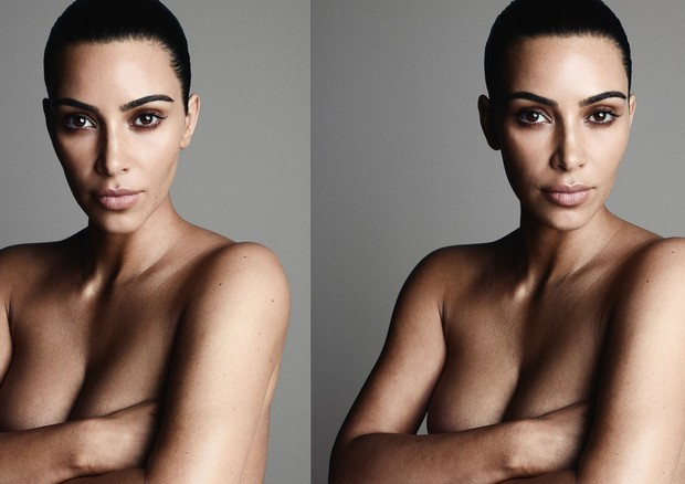 Kim Kardashian (Foto: Reprodução/BoF)