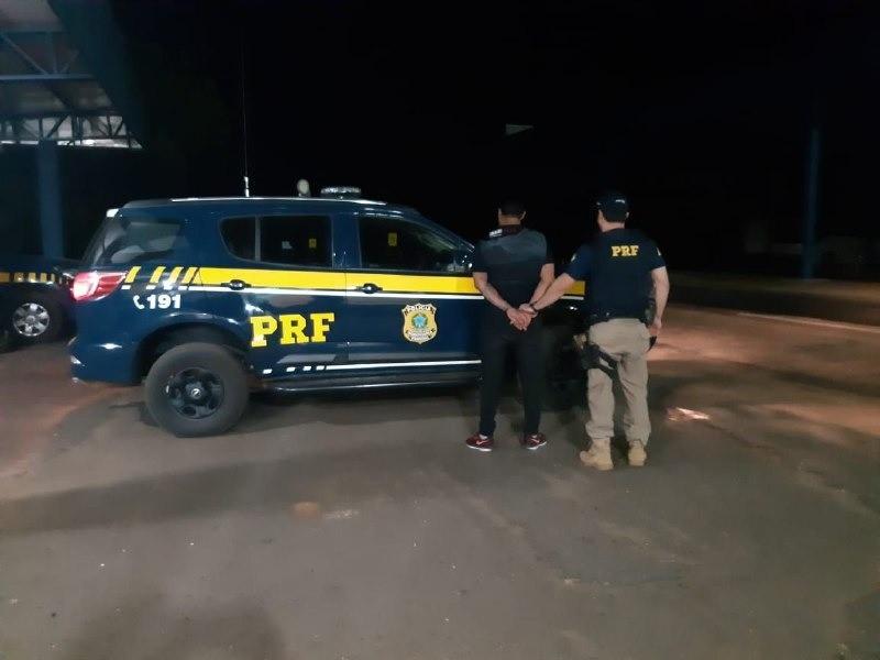 Foragido há 5 anos é preso durante abordagem em ônibus na BR-226 - Notícias - Plantão Diário