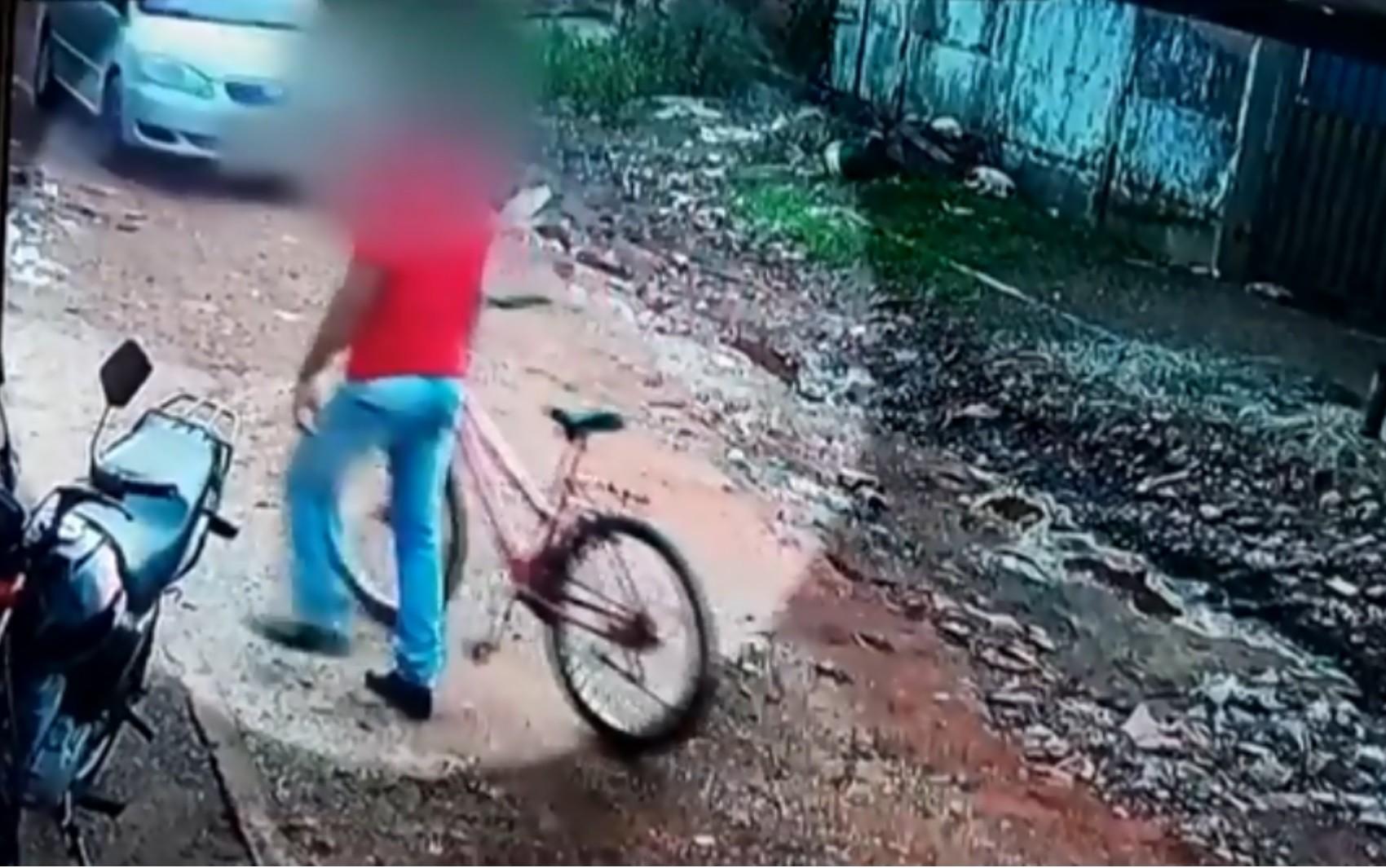 Homem é preso suspeito de tentar estuprar duas vezes menina de 12 anos, em Itaberaí