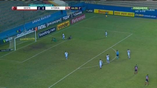 """Osmar Loss aponta instabilidade do Vitória: """"Me pareceu um time muito intranquilo"""""""
